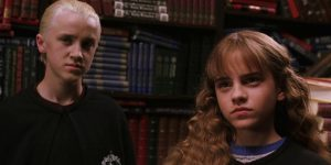 ¿Hermione y Draco juntos? Emma Watson y Tom Felton ilusionan a los fans de Harry Potter