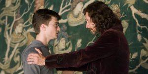 El emocionante reencuentro de Harry Potter y Sirius Black